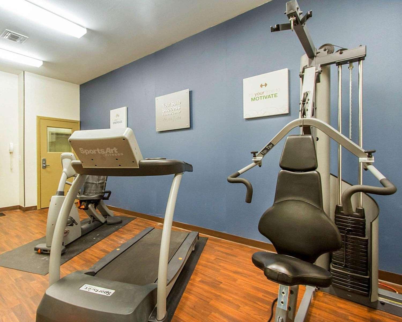 Fitness/ Exercise Room - Comfort Suites Abilene