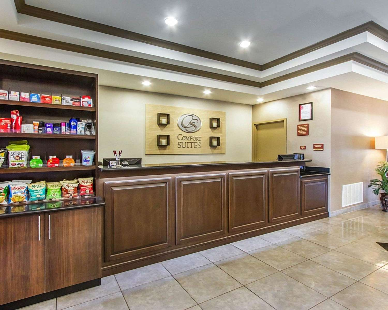 Lobby - Comfort Suites Abilene