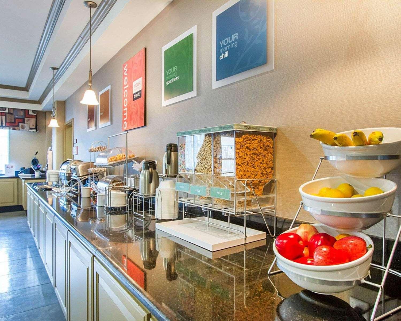 Restaurant - Comfort Suites Abilene