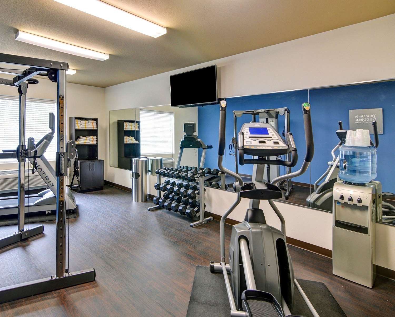 Fitness/ Exercise Room - Comfort Suites Arlington