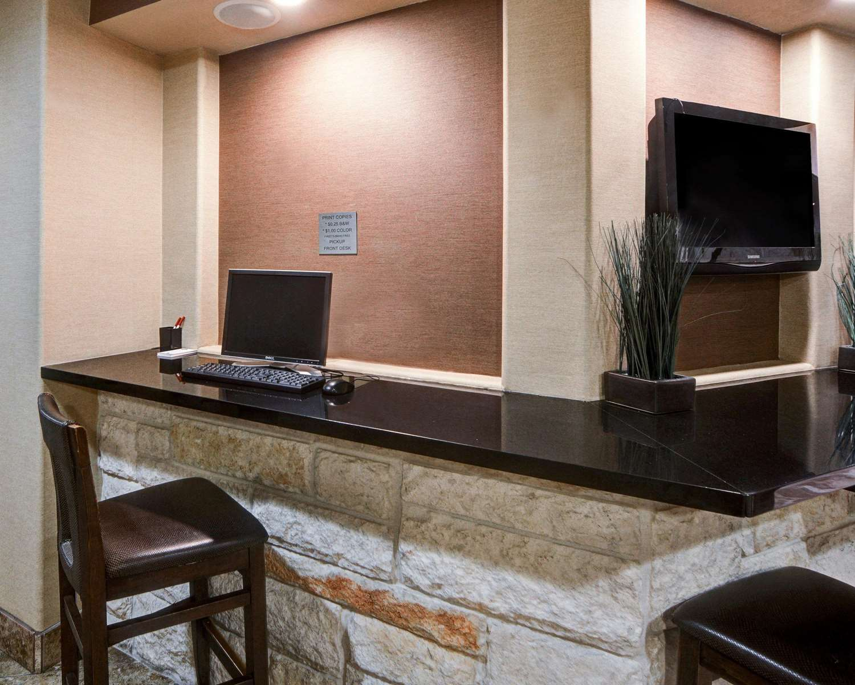 Conference Area - Comfort Suites Arlington