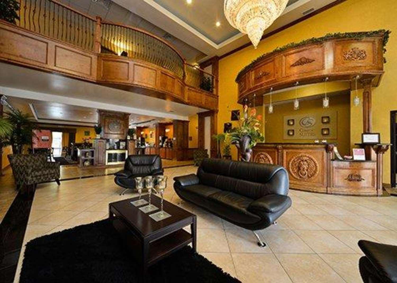 Lobby - Comfort Suites Bay City