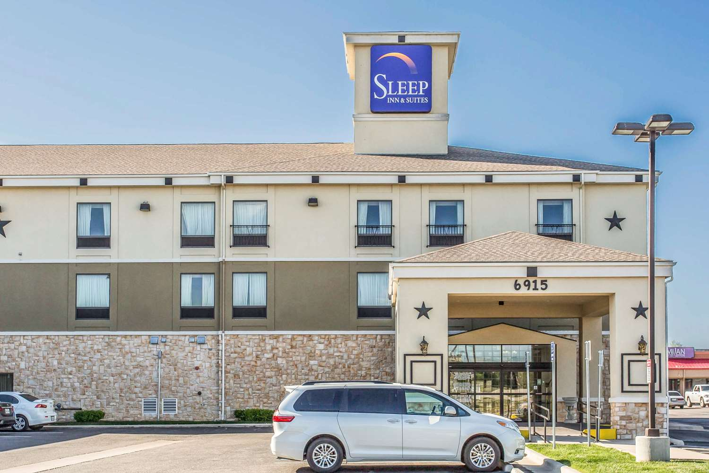 Exterior view - Sleep Inn & Suites Amarillo
