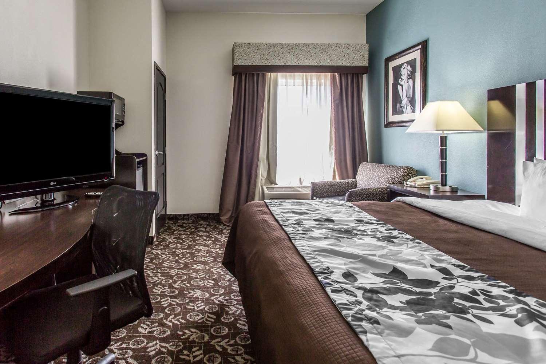Room - Sleep Inn & Suites Amarillo