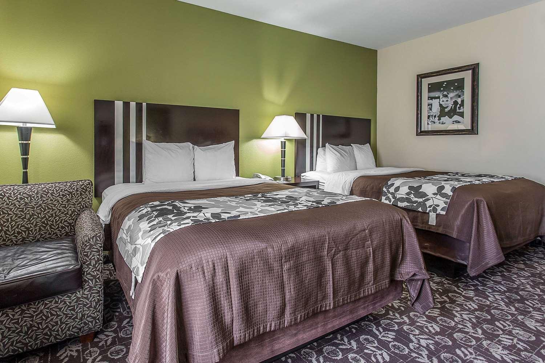 Suite - Sleep Inn & Suites Amarillo