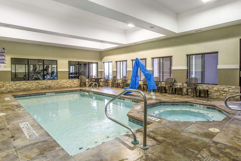 Pool - Sleep Inn & Suites Amarillo