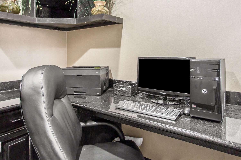 Conference Area - Sleep Inn & Suites Amarillo