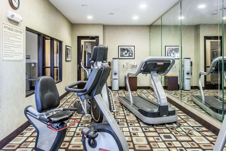 Fitness/ Exercise Room - Sleep Inn & Suites Amarillo