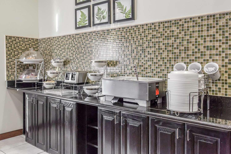 Restaurant - Sleep Inn & Suites Amarillo