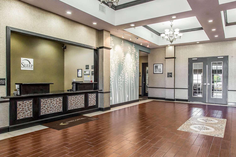 Lobby - Sleep Inn & Suites Amarillo