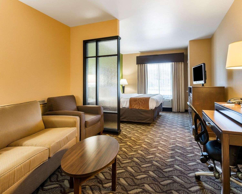 Suite - Comfort Suites Jewett