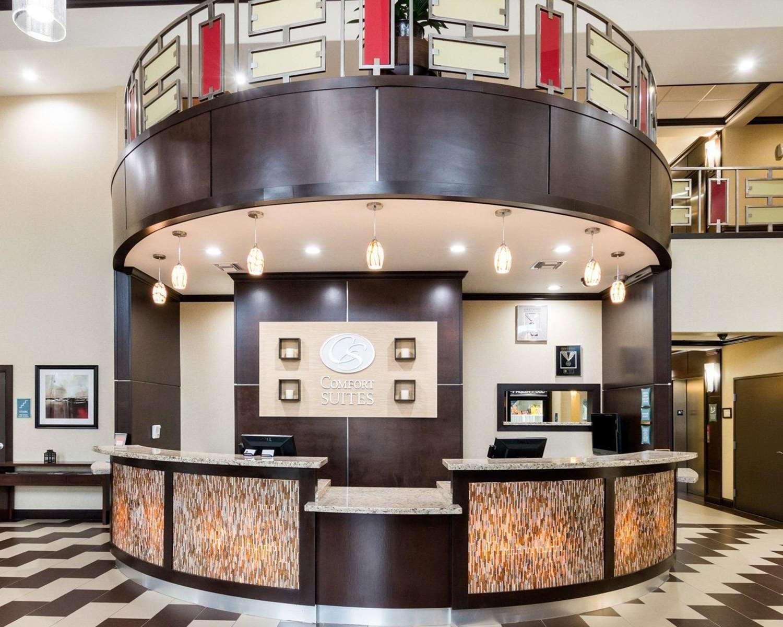Lobby - Comfort Suites Jewett