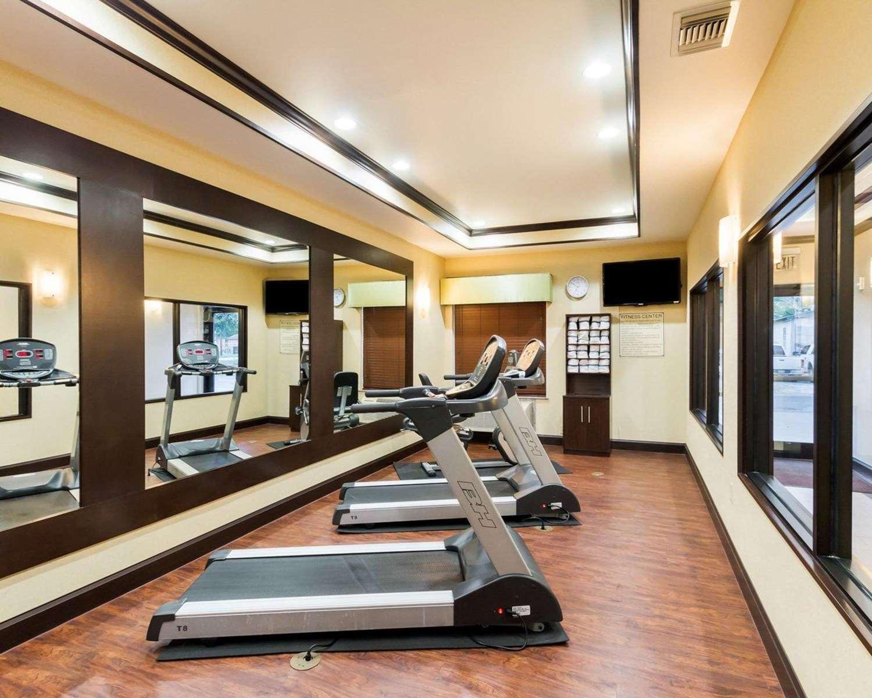 Fitness/ Exercise Room - Comfort Suites Jewett