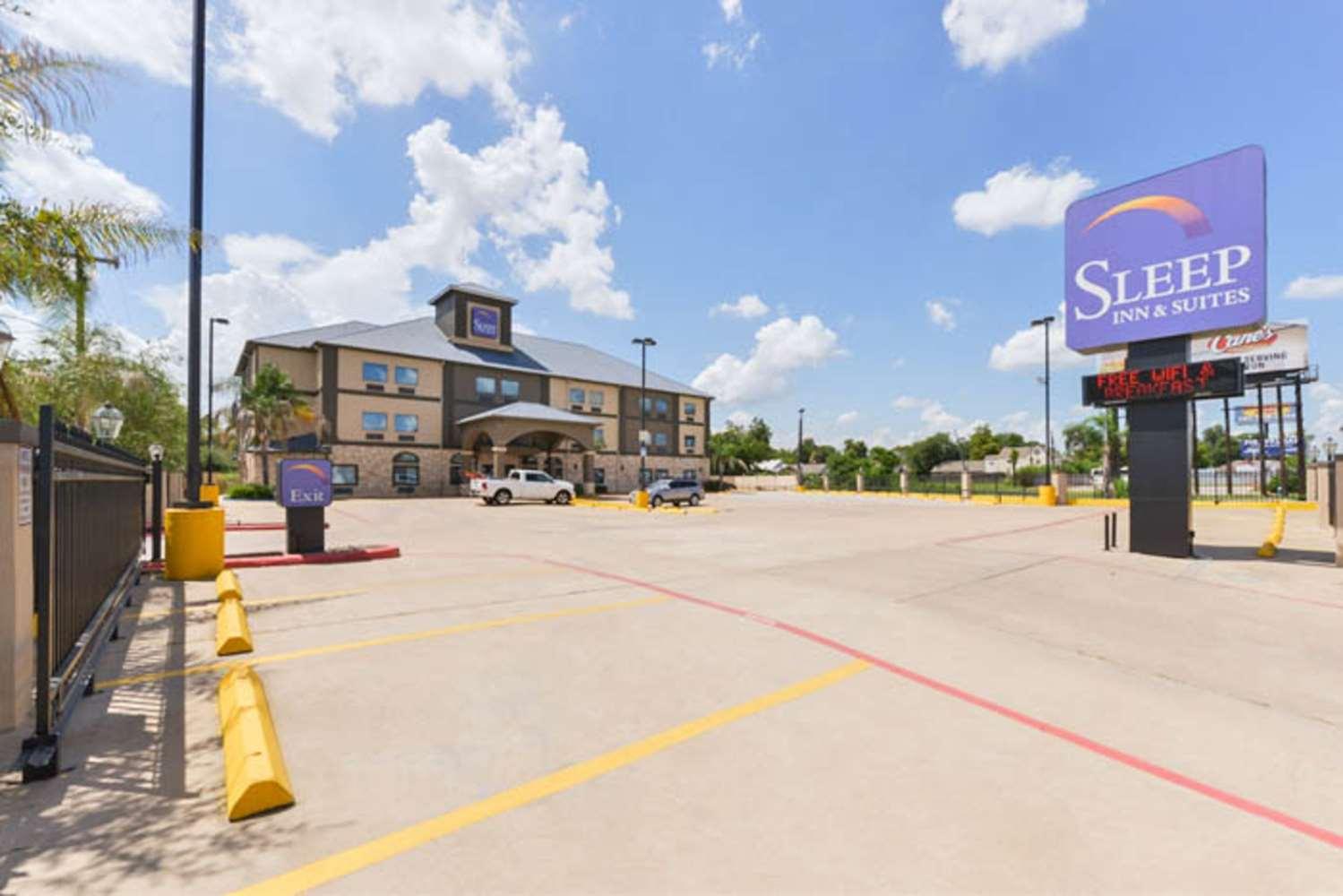 Exterior view - Sleep Inn & Suites Downtown Houston