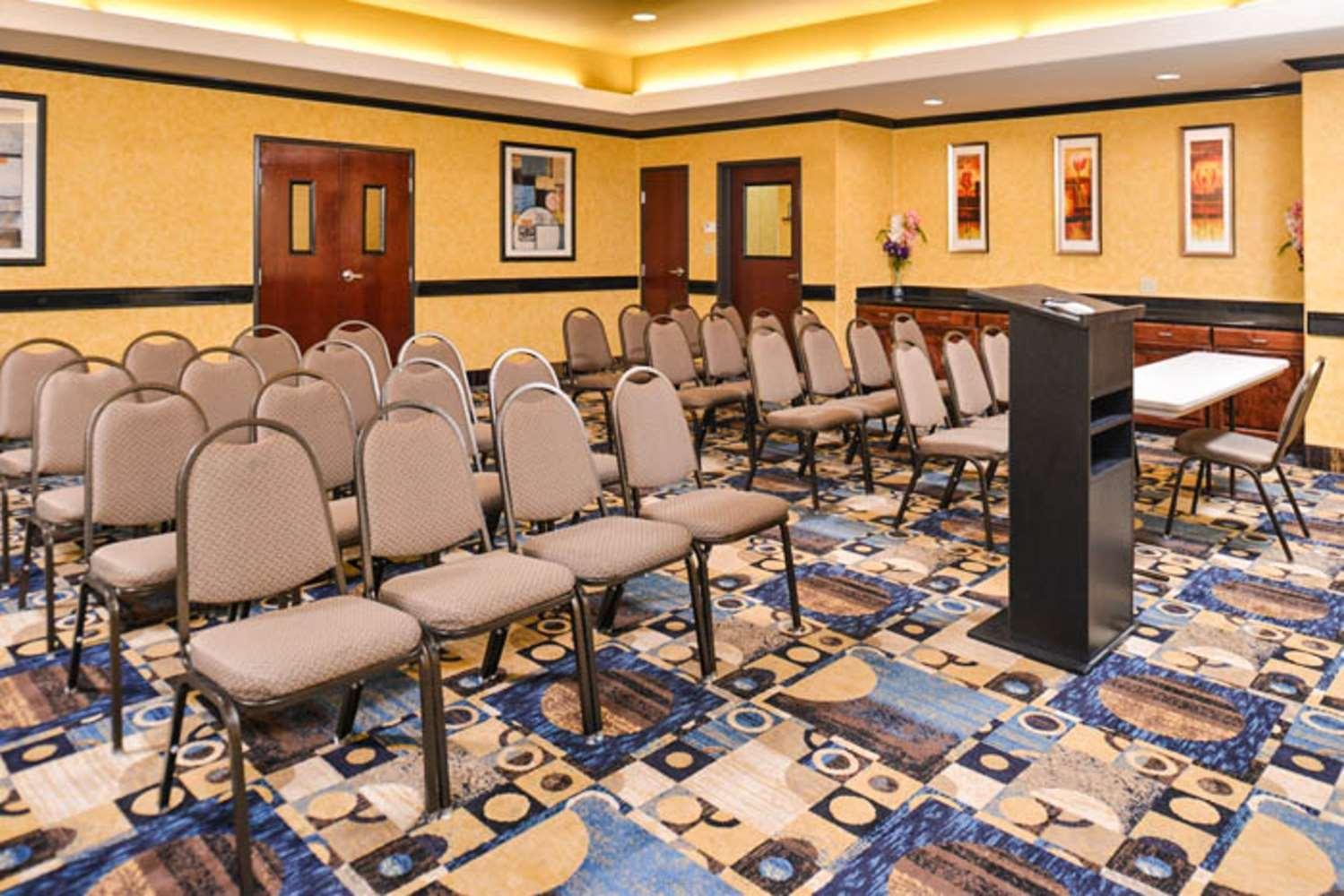 Meeting Facilities - Sleep Inn & Suites Downtown Houston