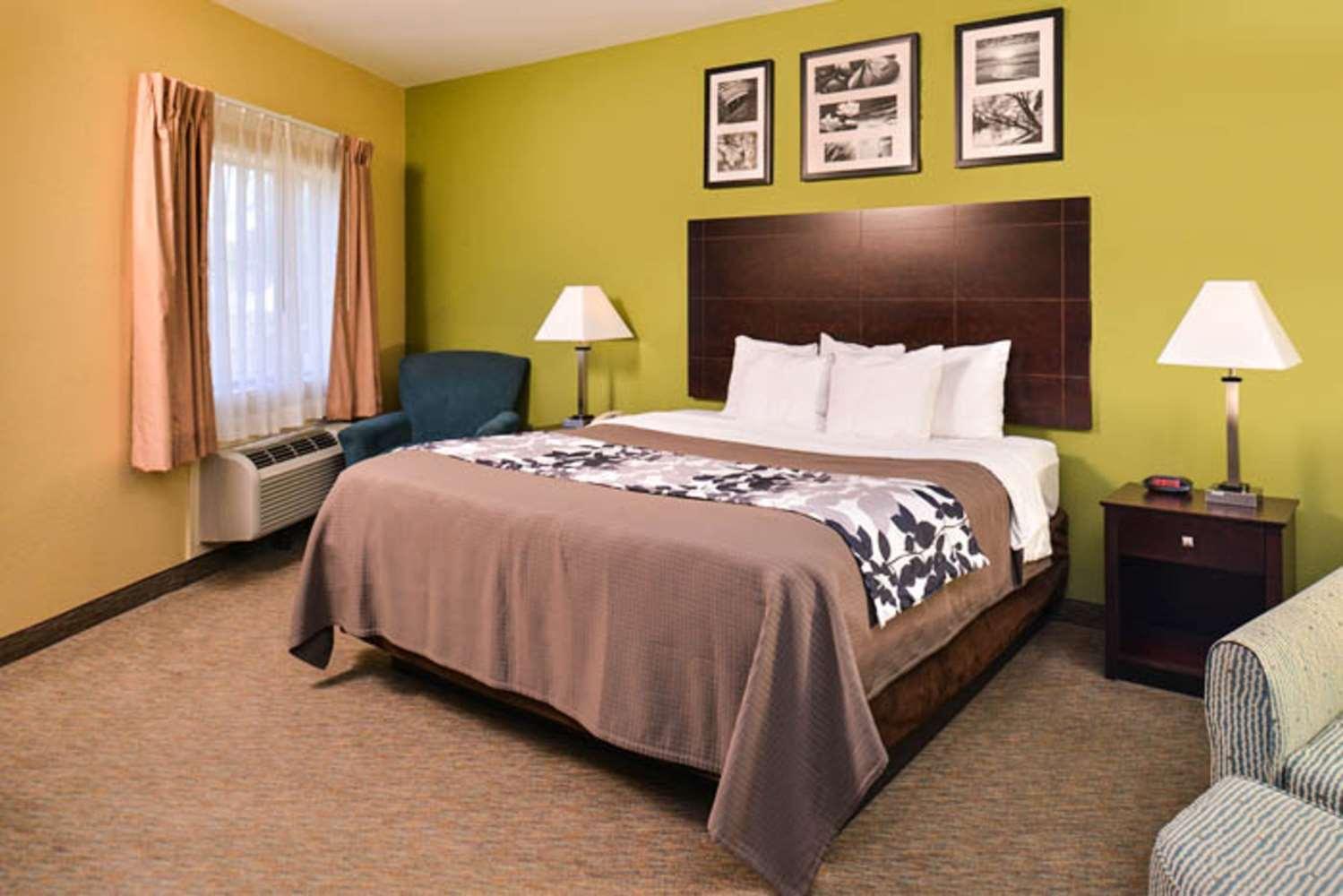 Suite - Sleep Inn & Suites Downtown Houston