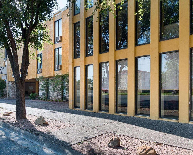 Exterior view - Econo Lodge San Angelo