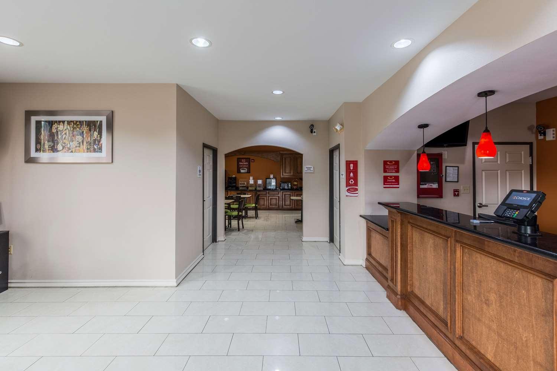 Lobby - Econo Lodge Inn & Suites Bridge City