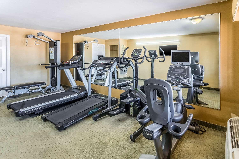 Fitness/ Exercise Room - Quality Inn Corsicana