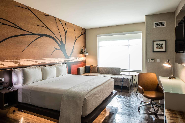 Room - Cambria Hotel & Suites McAllen Convention Ctr