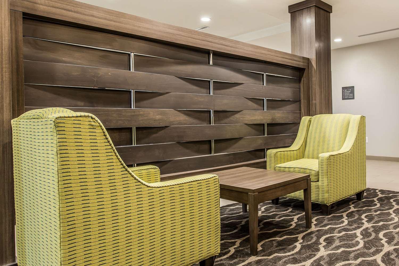 Lobby - Comfort Inn & Suites Snyder