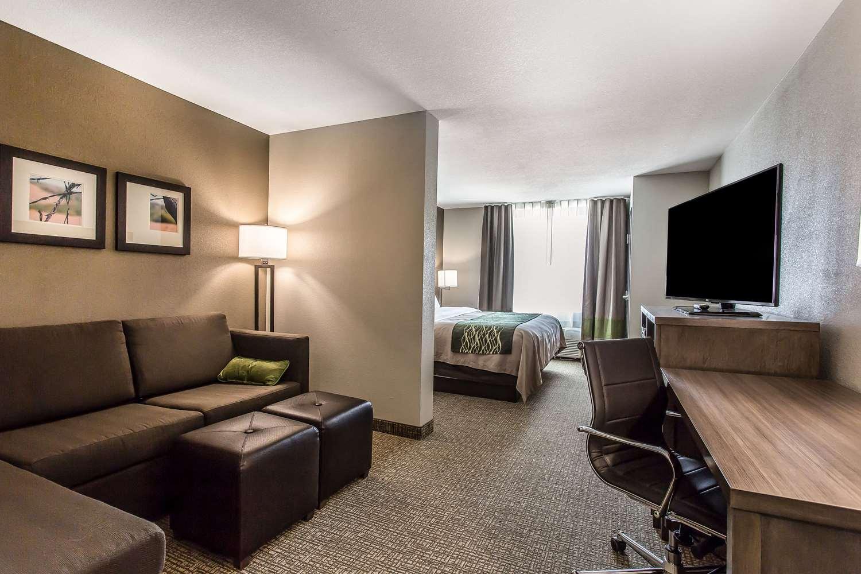 Suite - Comfort Inn & Suites Snyder