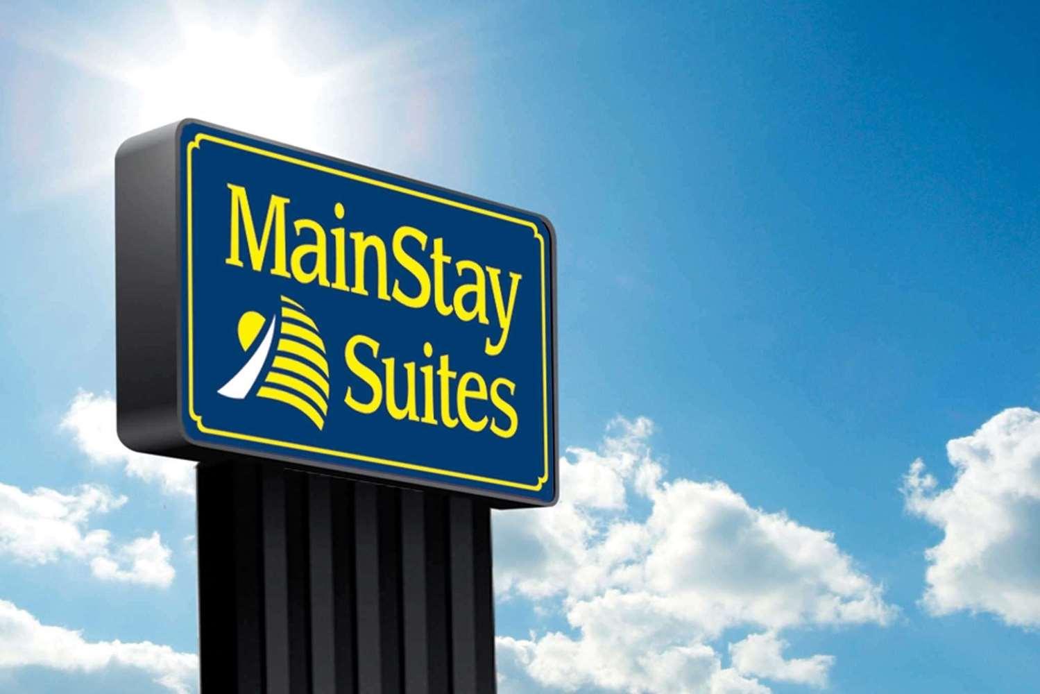 Exterior view - Mainstay Suites Big Spring