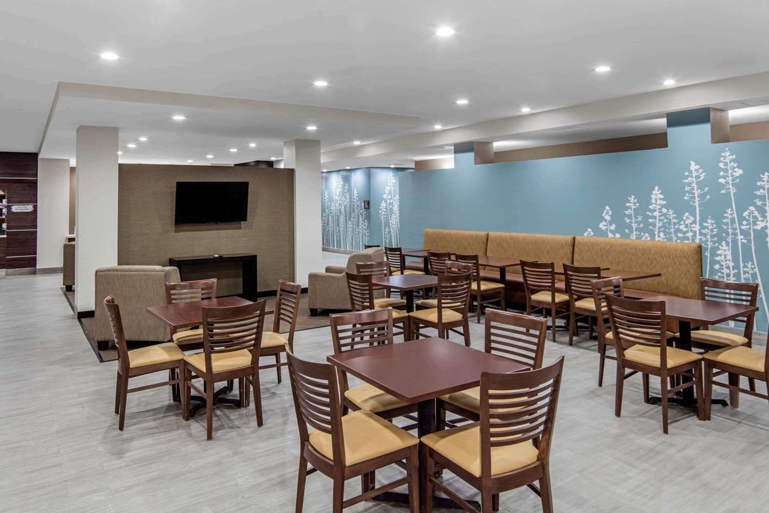 Conference Area - Mainstay Suites Big Spring