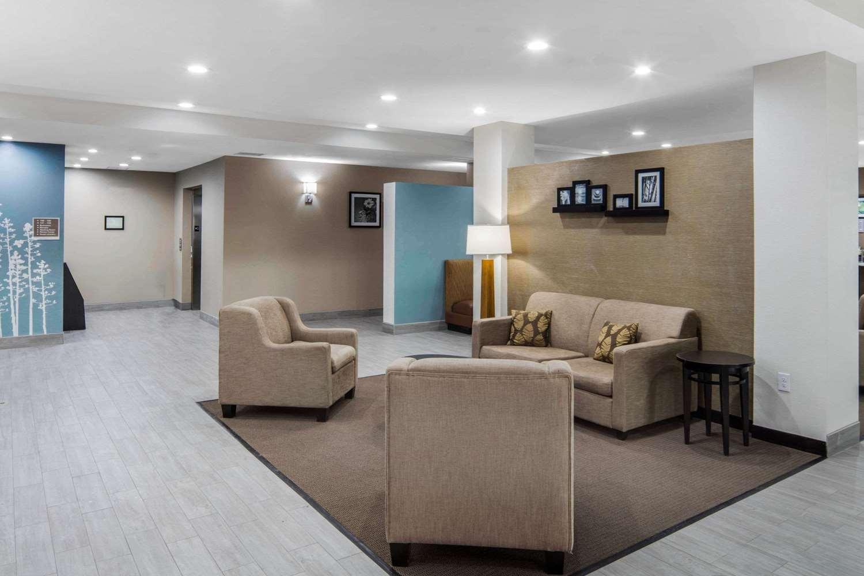 Lobby - Mainstay Suites Big Spring