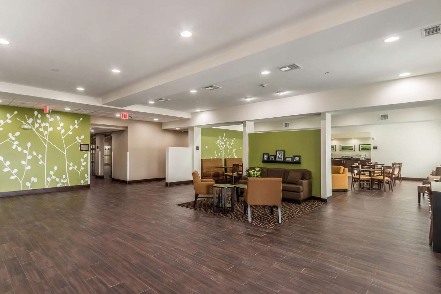 Lobby - Sleep Inn & Suites College Station