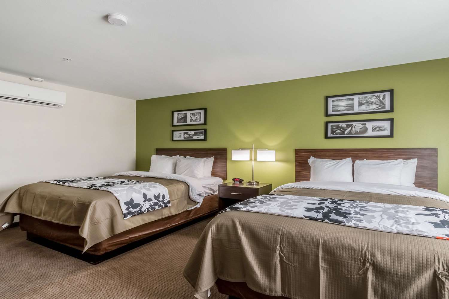 Room - Sleep Inn & Suites College Station