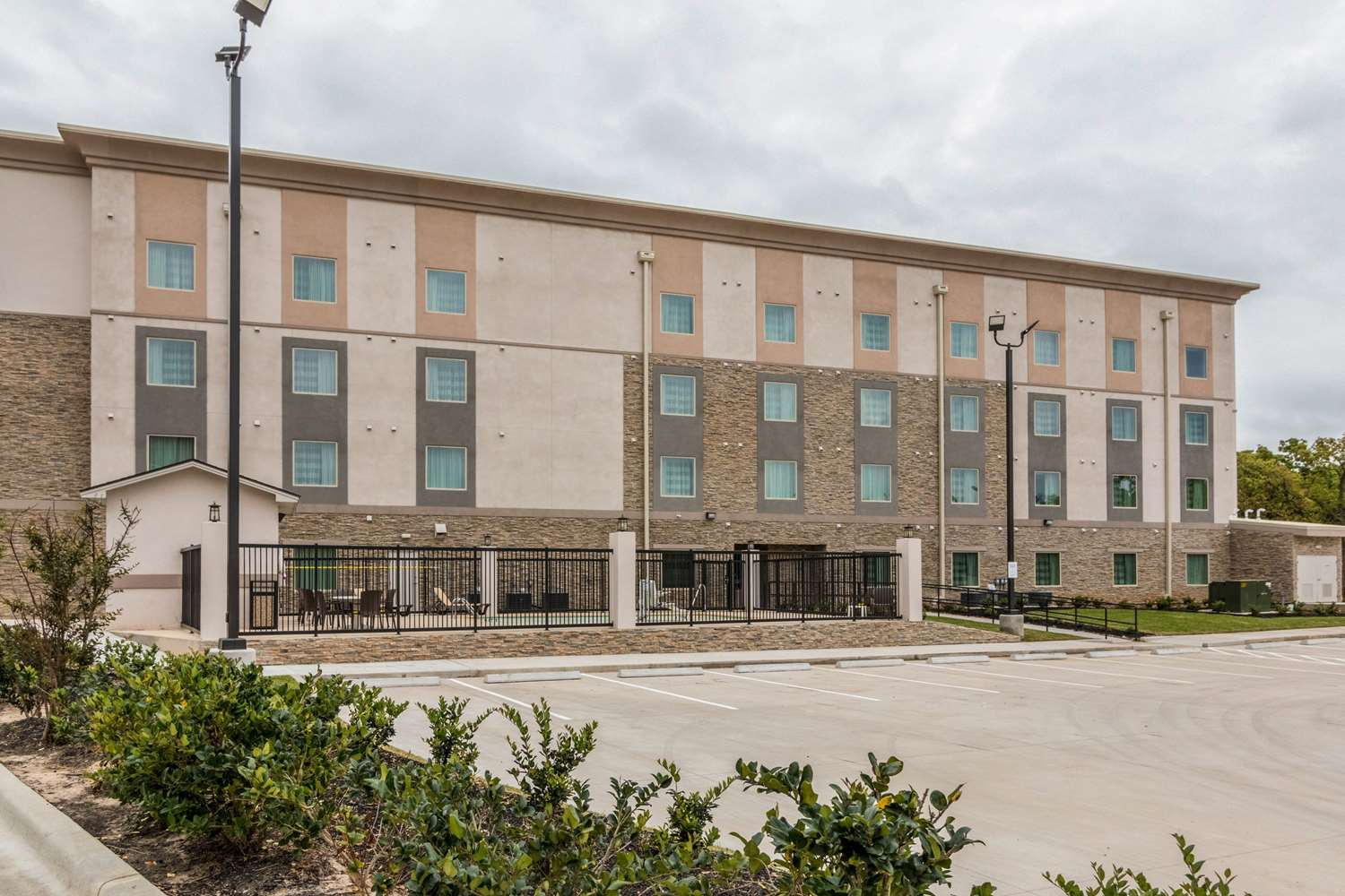 Exterior view - Sleep Inn & Suites College Station