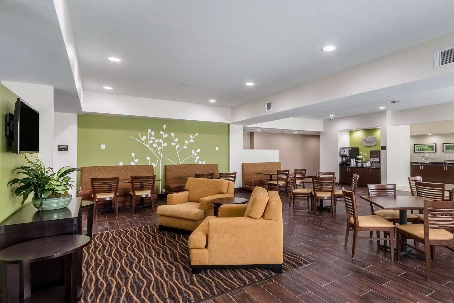 Restaurant - Sleep Inn & Suites College Station