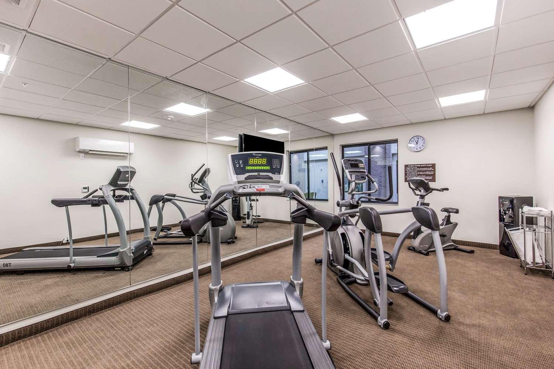 Fitness/ Exercise Room - Sleep Inn Airport Dallas