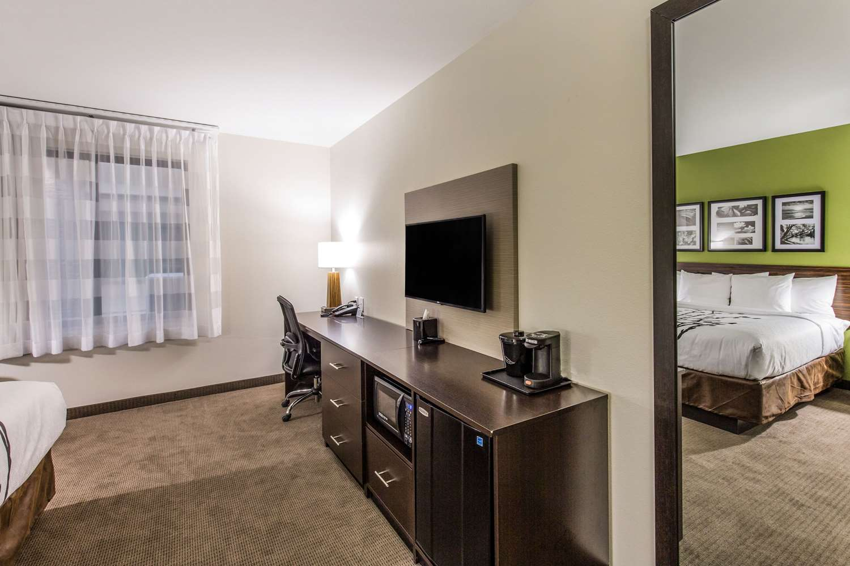 Room - Sleep Inn Airport Dallas