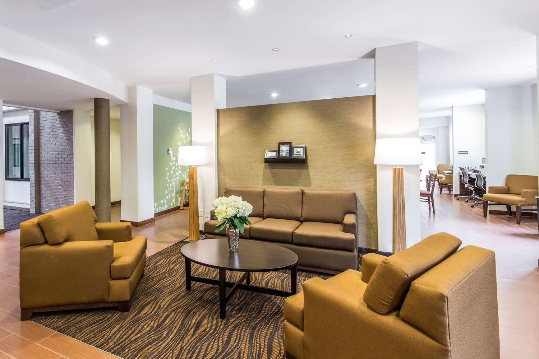 Lobby - Sleep Inn Airport Dallas