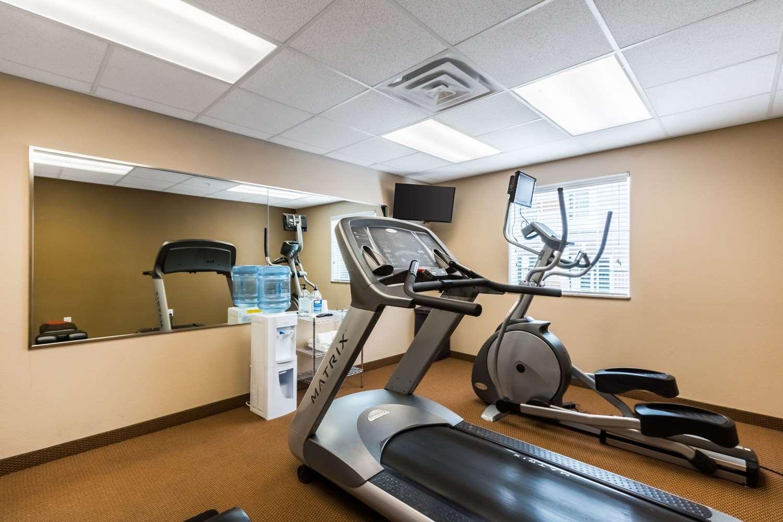 Fitness/ Exercise Room - Quality Inn Killeen