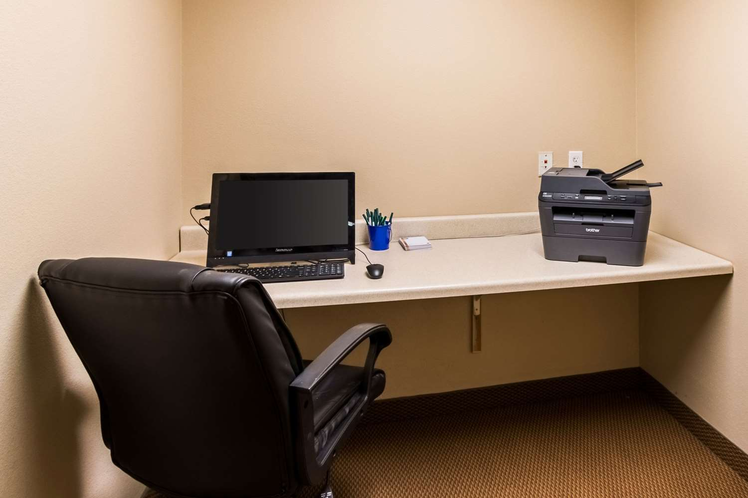 Conference Area - Quality Inn Killeen