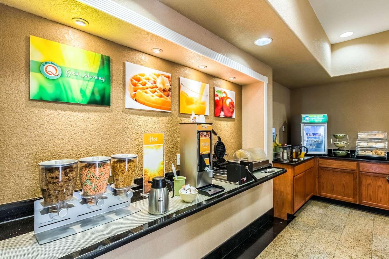 Restaurant - Quality Inn Killeen