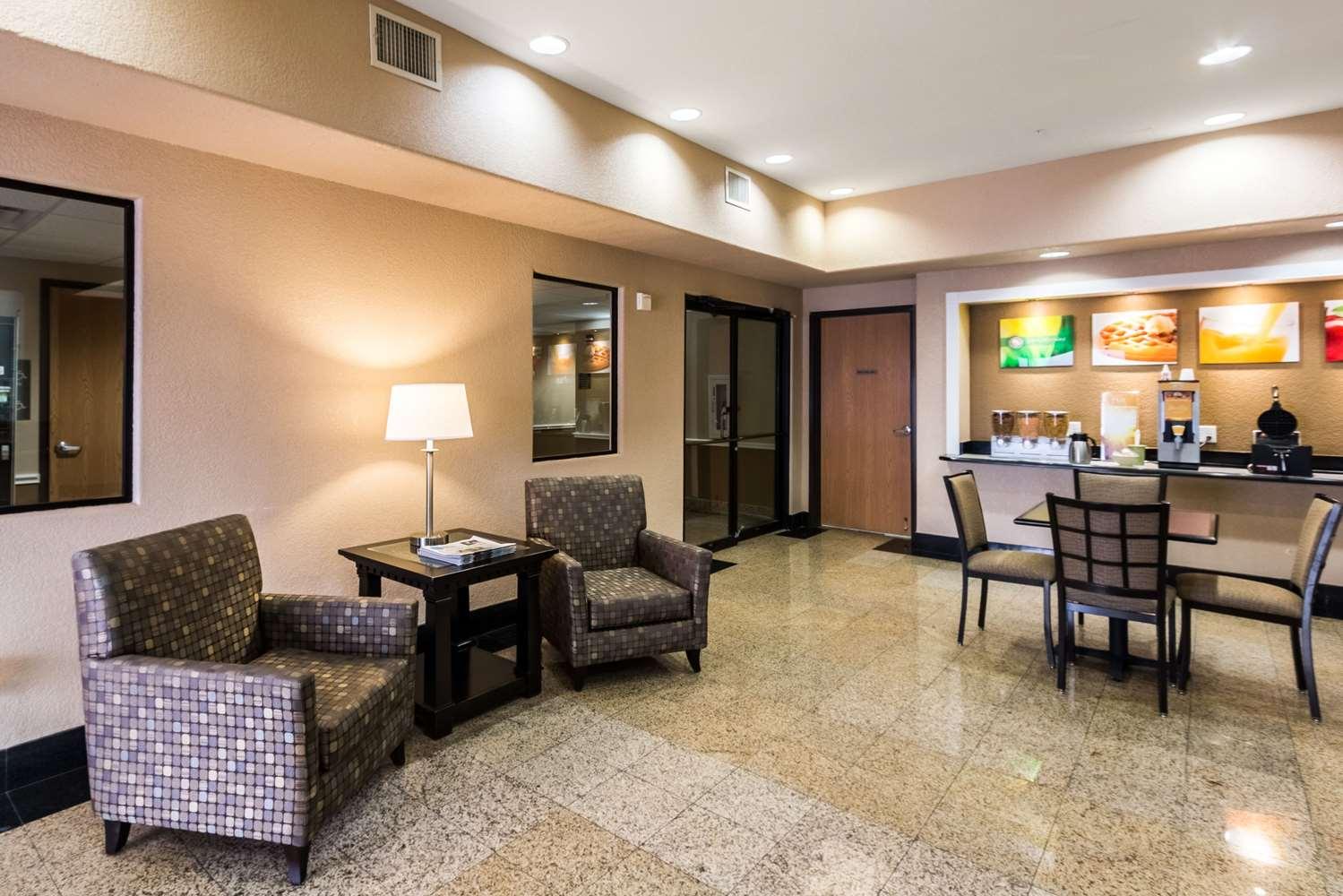 Lobby - Quality Inn Killeen