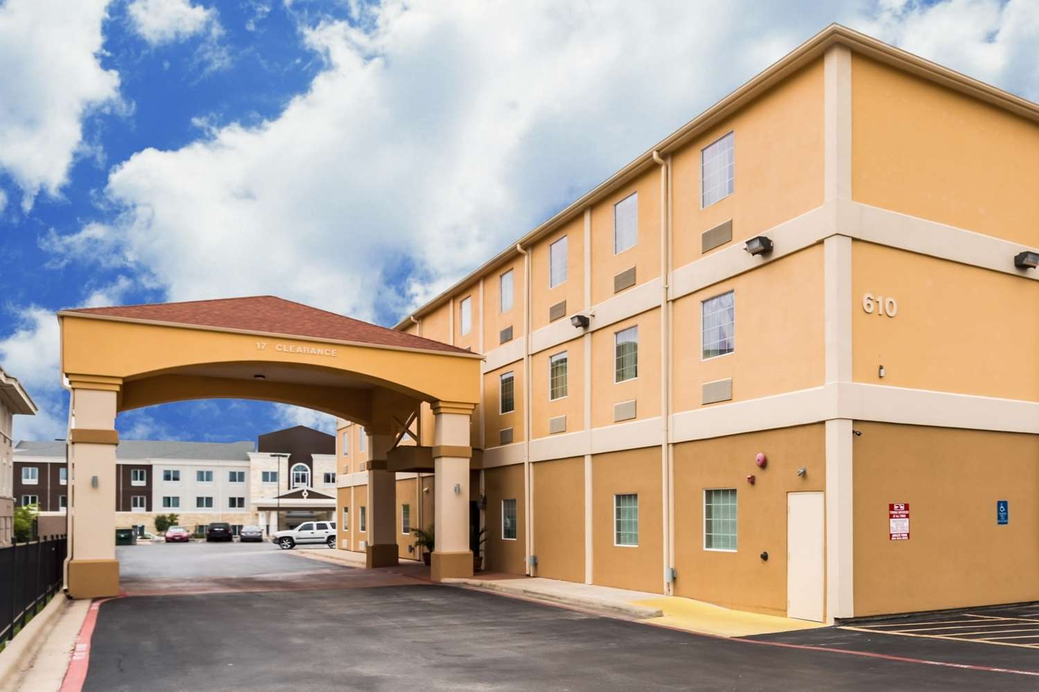 Exterior view - Quality Inn Killeen
