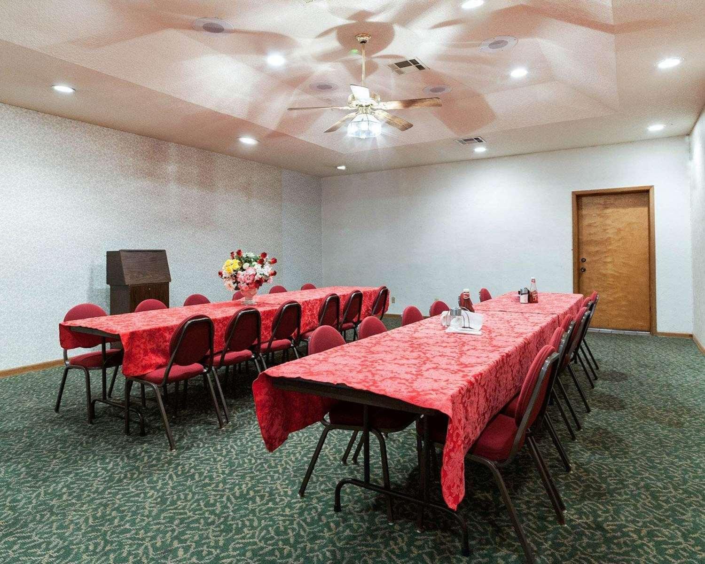 Meeting Facilities - Rodeway Inn Jasper