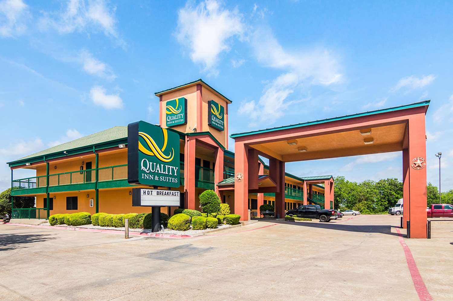 Quality Inn And Suites Garland - Ea
