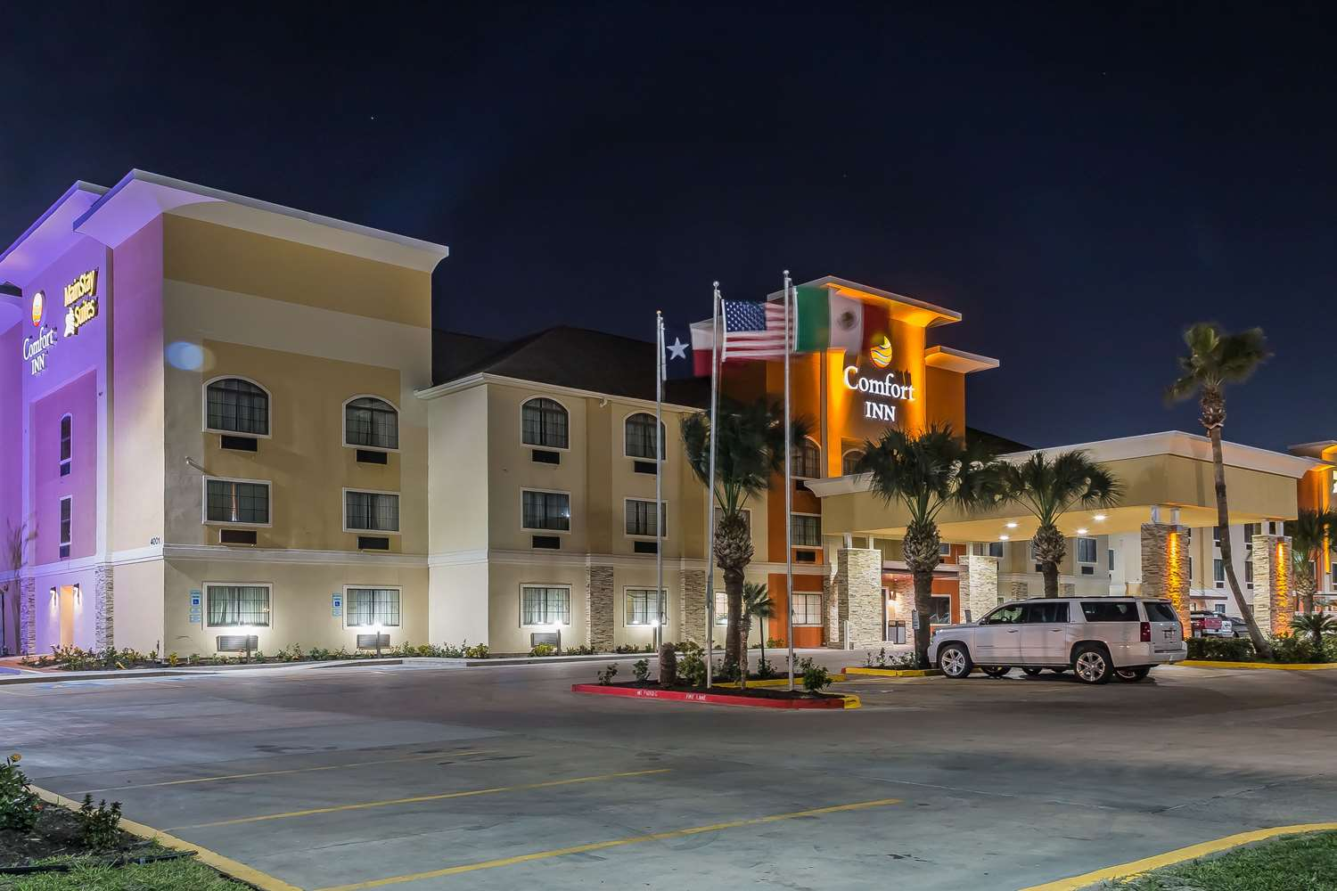 Exterior view - Mainstay Suites Edinburg