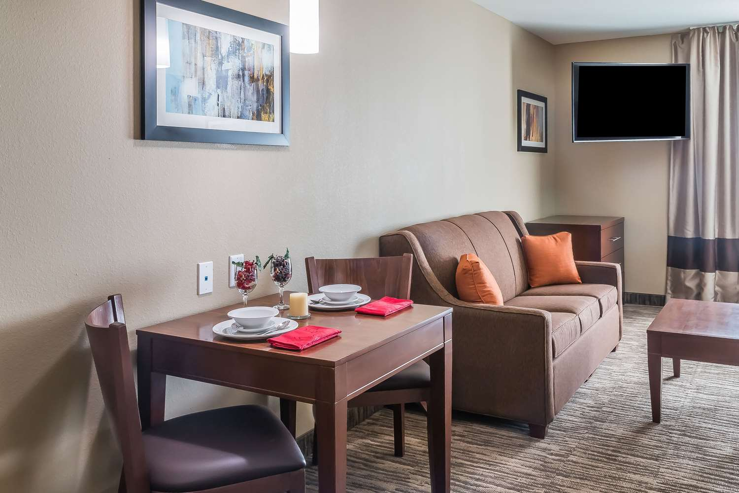 Suite - Mainstay Suites Edinburg