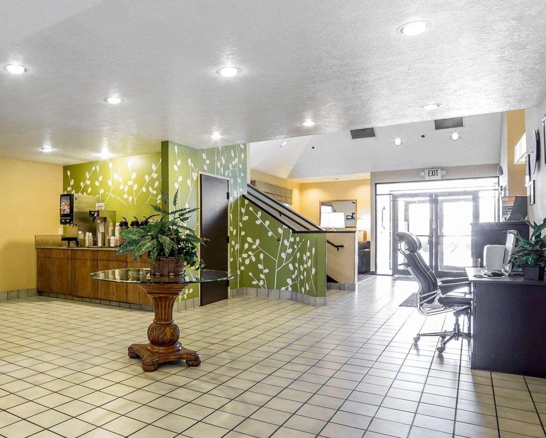 Lobby - Sleep Inn West Valley City