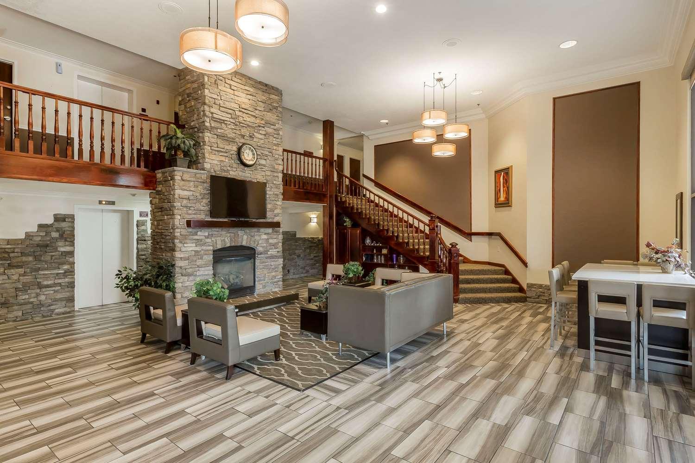 Lobby - Quality Inn & Suites Murray