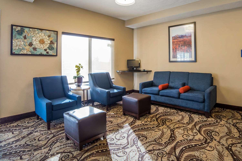 Lobby - Comfort Inn Woods Cross