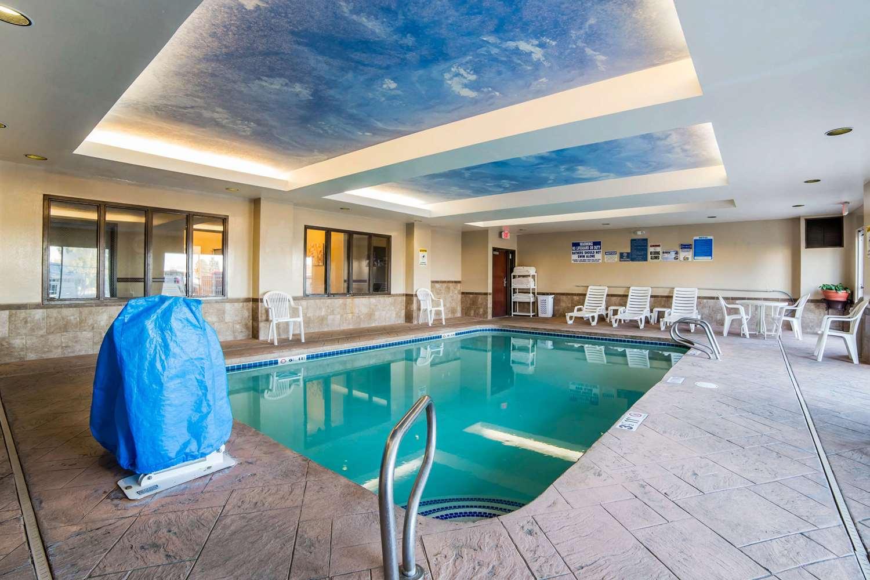 Pool - Comfort Inn Woods Cross