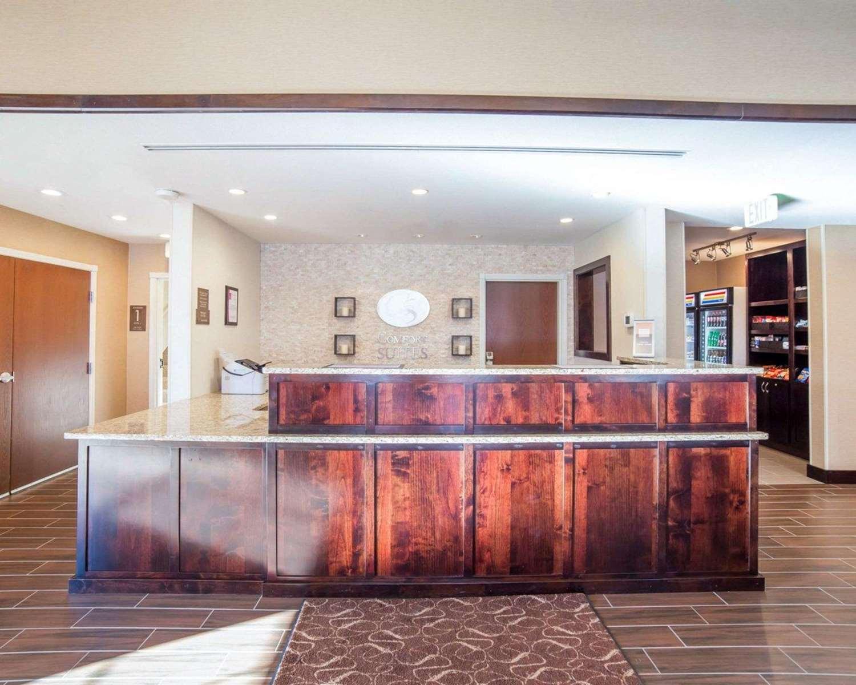 Lobby - Comfort Suites Kanab